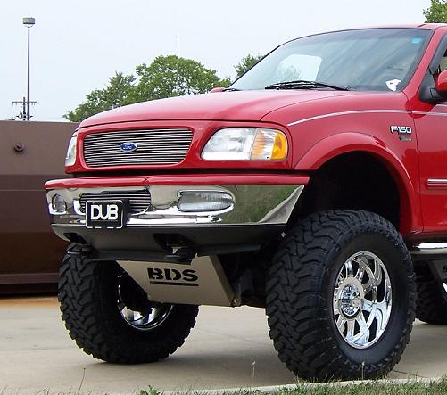 Off Road Bumpers F150 >> Aftermarket Ford Truck Bumpers   Bumper for Ford F150