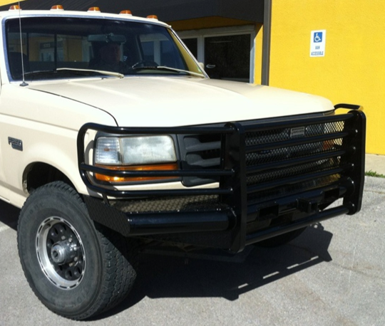 Superduty Bumpers - Ford Superduty Before 1999