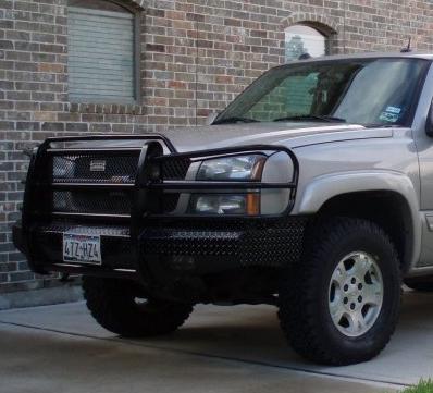 2006 Chevy Silverado For Sale >> Chevy Silverado 1500 2003-2006 Ranch Hand Bumpers | Bumper ...