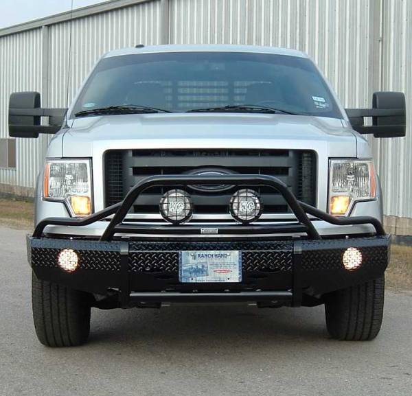 Ranch Hand Bumpers - Ford F150 2009-2014