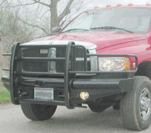Ranch Hand Bumpers - Dodge RAM 2500/3500 2003-2005