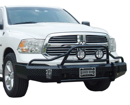 Ranch Hand Bumpers - Dodge RAM 1500 2013-2017