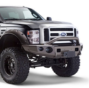 Trail Ready - Ford F450/F550 2011-2014