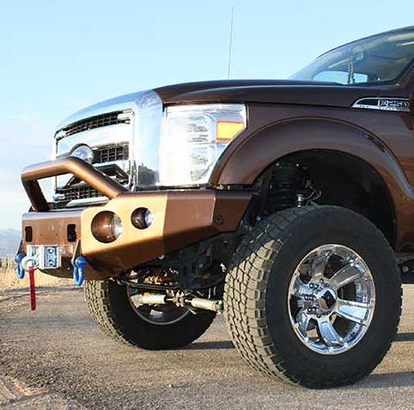 Trail Ready - Ford Excursion