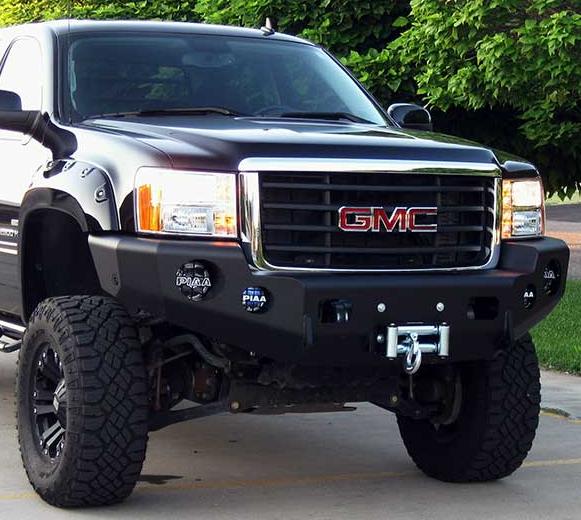 2008 Gmc Sierra For Sale >> Truck Bumpers - Trail Ready - GMC Sierra 2500HD/3500 2011-2014