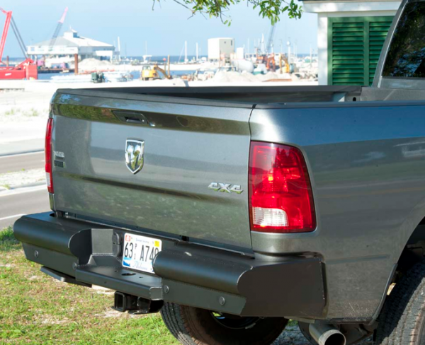 Rear Bumper - Ford F250/F350