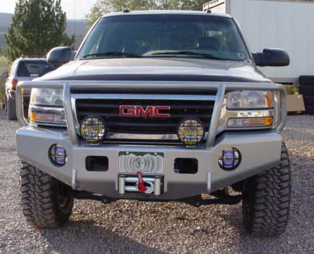 Trail Ready - GMC Yukon