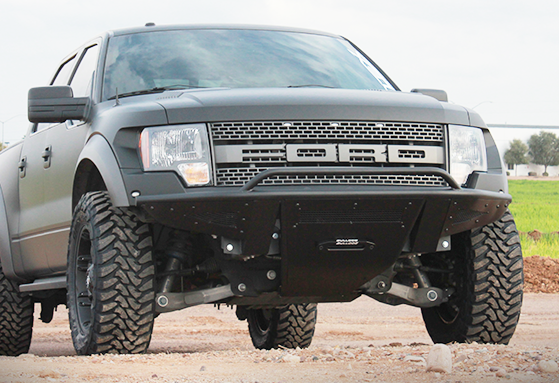 LEX Bumpers - Ford Raptor Bumpers