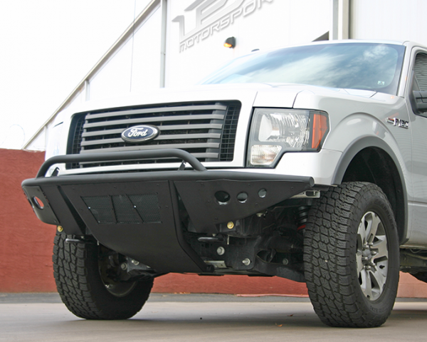 LEX Bumpers - Ford 150 Ecoboost Bumpers