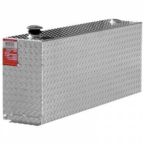 Aluminum Tank Industries - ATI TTR38 38 Gallon Rectangle Refueling Tank