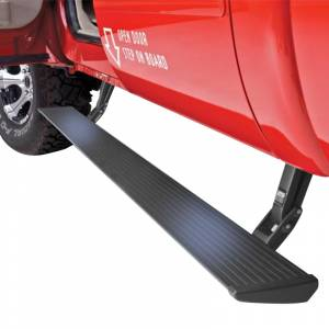 AMP Research - AMP Research 75134-01A PowerStep with Light Kit by Bestop Ford F250/F350/F450 2002-2003