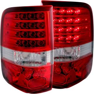 Anzo USA - Anzo USA 311022 Tail Light Assembly