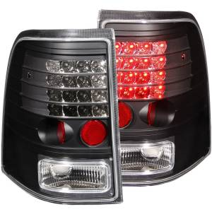 Anzo USA - Anzo USA 311125 Tail Light Assembly