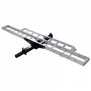 B-Dawg - B-Dawg BD-SingleTO Single Aluminum Motorcycle Carrier with towing option