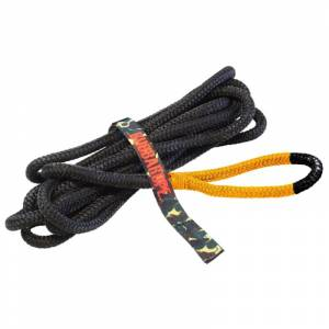 "Bubba Rope - Bubba Rope 176650ORG Lil Bubba Rope 7450Lb Breaking Strength with Special Order Orange Eye 1/2"" x 20'"