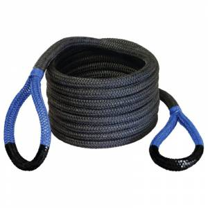 "Bubba Rope - Bubba Rope 176660BLG Original Bubba Rope 28600Lb Breaking Strength with Standard Blue Eye 7/8"" x 20'"