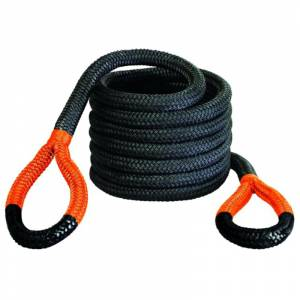 "Bubba Rope - Bubba Rope 176660ORG Original Bubba Rope 28600Lb Breaking Strength with Special Order Orange Eye 7/8"" x 20'"