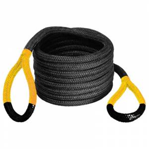 "Bubba Rope - Bubba Rope 176660YWG Original Bubba Rope 28600Lb Breaking Strength with Special Order Yell Ow Eye 7/8"" x 20'"