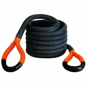 "Bubba Rope - Bubba Rope 176680ORG Original Bubba Rope 28600Lb Breaking Strength with Special Order Orange Eye 7/8"" x 30'"