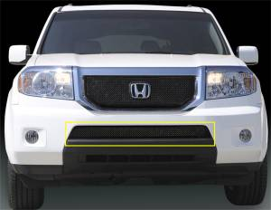 T-Rex Grilles - T-Rex Grilles 46705 Sport Series Formed Mesh Grille Insert