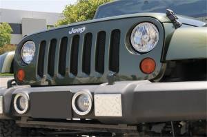 T-Rex Grilles - T-Rex Grilles 46481 Sport Series Formed Mesh Grille Insert