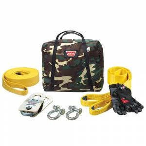 Warn - Warn 62858 Medium Duty Winching Accessory Kit