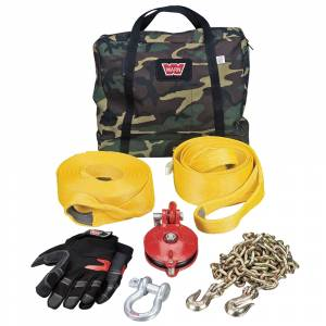 Warn - Warn 29460 Heavy Duty Winching Accessory Kit