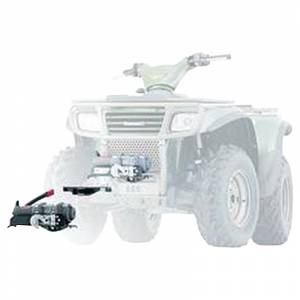 Warn - Warn 87987 ATV Winch Mounting System