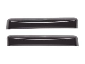 WeatherTech - WeatherTech 81492 Side Window Deflector