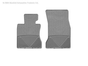 WeatherTech - WeatherTech W62GR All Weather Floor Mats