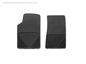 WeatherTech - WeatherTech W47 All Weather Floor Mats