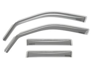 WeatherTech - WeatherTech 72514 Side Window Deflector