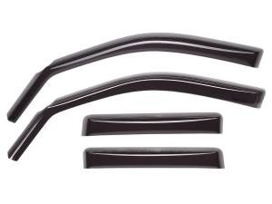WeatherTech - WeatherTech 82412 Side Window Deflector