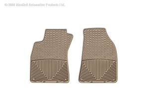 WeatherTech - WeatherTech W67TN All Weather Floor Mats