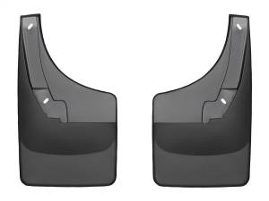 WeatherTech - WeatherTech 120024 MudFlap No-Drill DigitalFit
