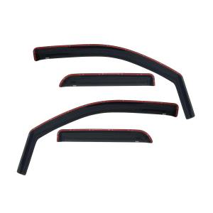 Westin - Westin 72-35403 Wade In-Channel Wind Deflectors