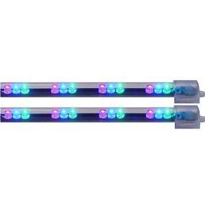 "Vision X - Vision X HIL-M12M Twin Pack LED Bars 12"" Multi Color"