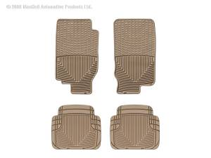 WeatherTech - WeatherTech W30TN-W50TN All Weather Floor Mats