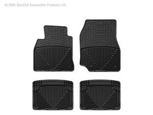 WeatherTech - WeatherTech W23-W20 All Weather Floor Mats