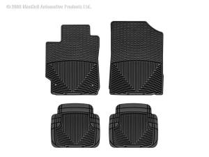 WeatherTech - WeatherTech W71-W50 All Weather Floor Mats