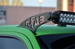 N-Fab - N-Fab T0750LR Roof Mounted Light Brackets