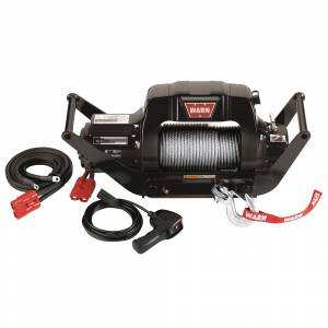 Warn - Warn 90360 ZEON 10-S Multi-Mount Winch Kit