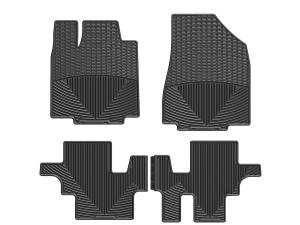 WeatherTech - WeatherTech WTFB000232 All Weather Floor Mats