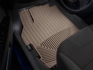 WeatherTech - WeatherTech W71TN-W85TN All Weather Floor Mats