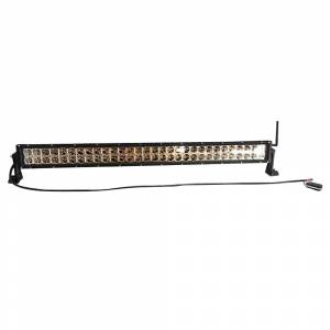 "ENGO - ENGO EN-QL-13180 30"" EN-Series 180W LED Light Bar White and Multi-Color"