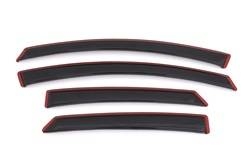 Auto Ventshade - Auto Ventshade 194714 Ventvisor In-Channel Deflector 4 pc.
