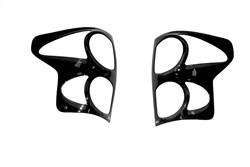 Auto Ventshade - Auto Ventshade 35858 Tail Shades II Taillight Covers