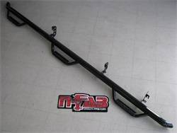 N-Fab - N-Fab C99105QC-6-TX Nerf Step Bar Wheel To Wheel