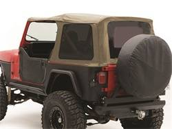 Smittybilt - Smittybilt 9870217 Replacement Soft Top