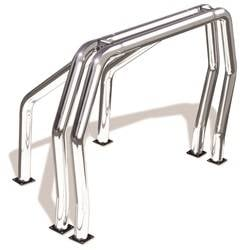 Go Rhino - Go Rhino 9709560DSS Classic Off-Road Style Bed Bars Kit
